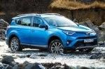 Тест-драйв Toyota RAV4: Альпинист и горнолыжник