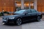 Тест-драйв Audi A4: Большое будущее