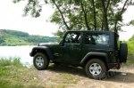 Тест-драйв Jeep Wrangler: Покоритель бездорожья