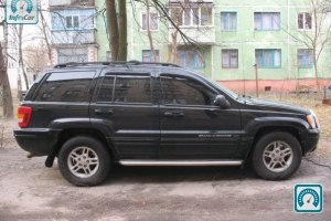 Jeep Grand Cherokee Limited 2000 №171945