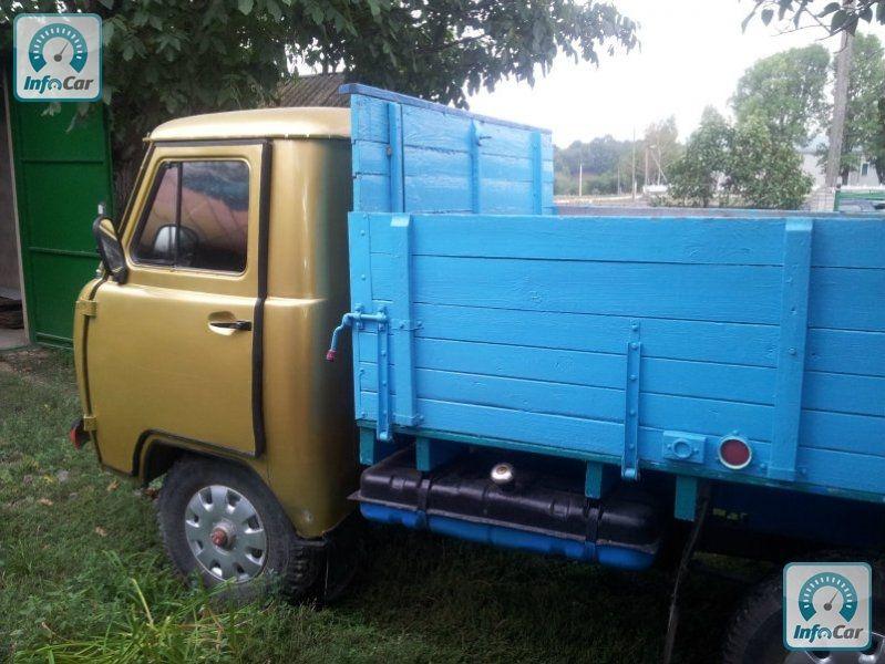 Купить УАЗ 33 3 – новые и подержанные (в продаже 1