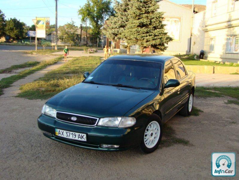 Выпуск автомобиля Kia Clarus («Киа Кларус») начался в 1996 году.