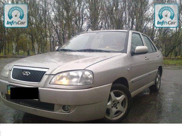 Легковые автомобили: купить CHERY Amulet (б/у) в Украине.