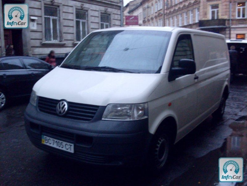 Volkswagen Transporter T5 LONG 2005.…