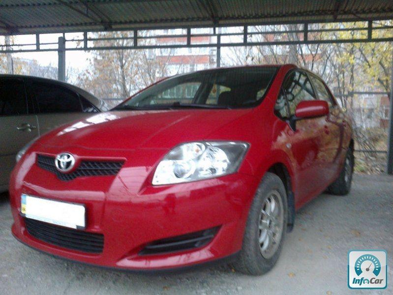 Toyota Auris - продажа, цены
