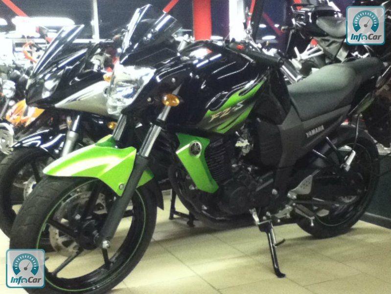 Yamaha FZS 150 2012    270308Yamaha Fzs 2012