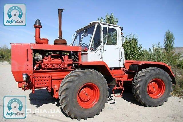 Купить спецтранспорт ХТЗ Т-150 ЯМЗ-236 1990 () с пробегом, продажа ...