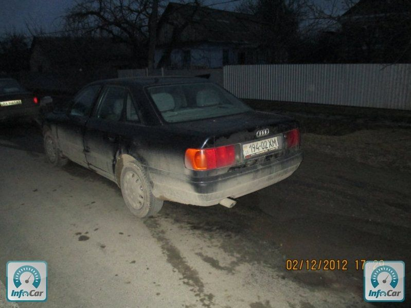 Продажа б/у Audi 100 1992 года, цена договорная, Хмельницкий.