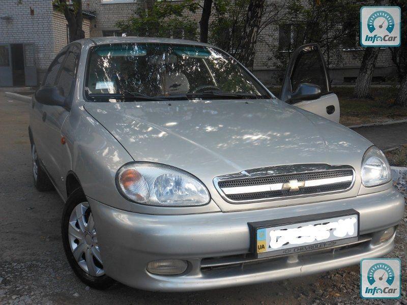Продажа б/у Chevrolet Lanos 20…
