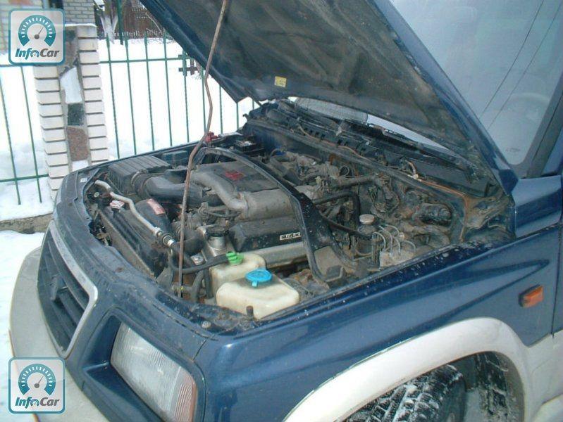Suzuki Vitara 4х4 1995. …