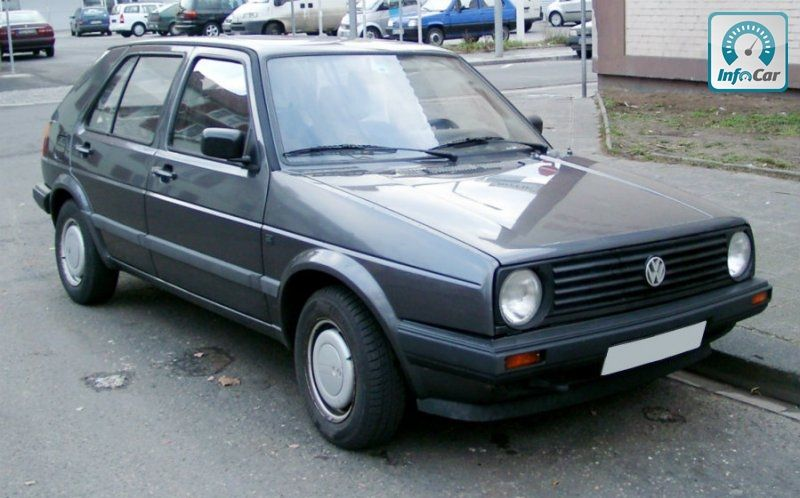 продам Volkswagen Golf II фото…
