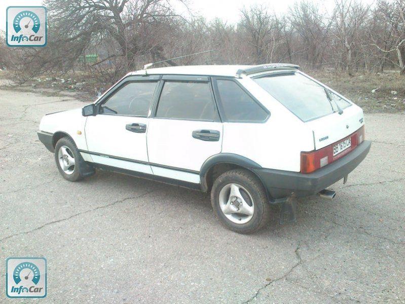 Купить автомобиль ВАЗ 21093 ваз 21093 1995 (белый) с ...: http://avtobazar.infocar.ua/car/luganskaya-oblast/bryanka/vaz/21093/hatchback-1995-341156.html
