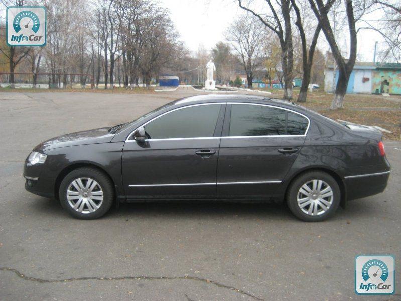 3.3 из 5. Описание Volkswagen Passat…