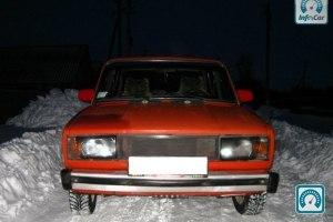 Продам б.у. автомобиль ВАЗ 2105 на RST.