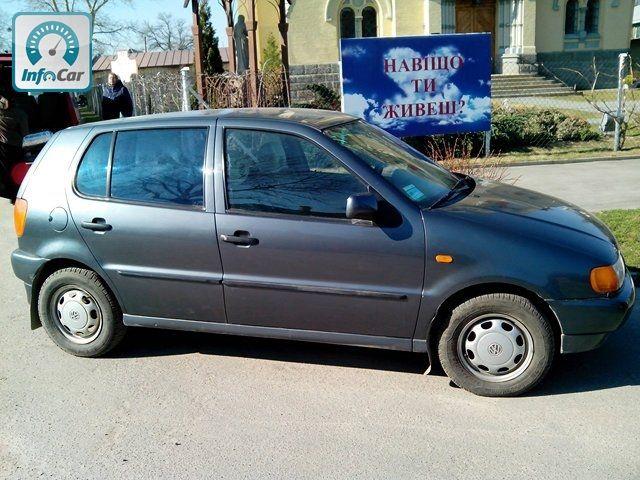 Volkswagen Polo 1996 Киев 1.…