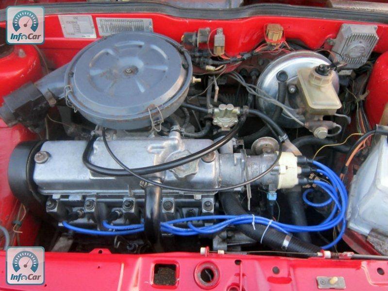 Ремонт двигателя ваз 21093
