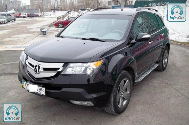 Похожие предложения Acura MDX.