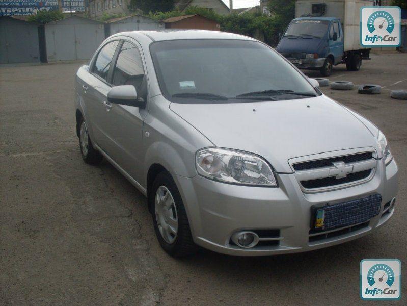 Chevrolet Aveo 2007 Запорожье 1.6 л …