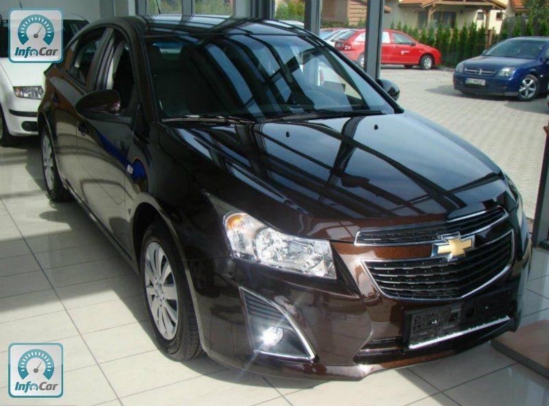 Chevrolet Cruze НОВЫЙ 2013. …