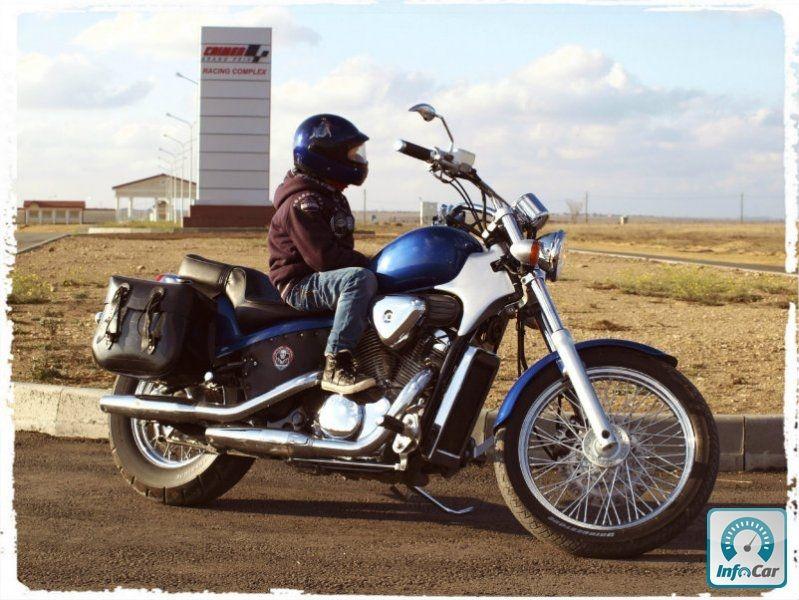 Продается мотоцикл Honda Steed 1995 года Киев Киевская область (#2068
