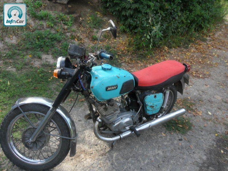 Частное объявление о продаже б.у. мотоцикла Иж Юпитер 4 (голубой) 1978 года выпуска за 315$ в Чигирине