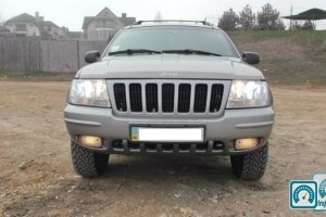 Jeep Grand Cherokee Limited 1999 №438863