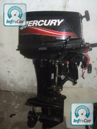лодочный мотор меркурий красноярск