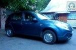 Dacia Sandero  2008 � ����