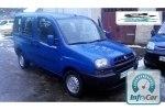 Fiat Doblo 1.9 JTD airc 2002 � �����