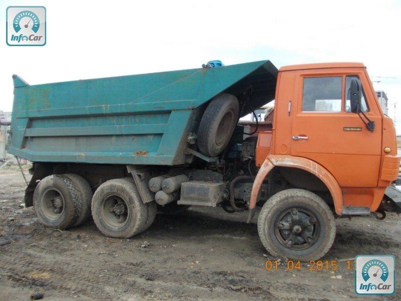 Продам КАМАЗ 55111 Одесса - изображение 2