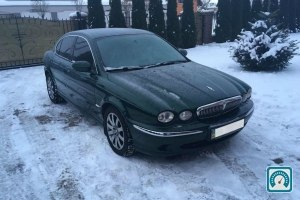 Jaguar X-Type  2005 №615106