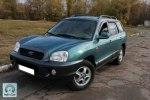 Hyundai Santa Fe AWD 2002 � �����
