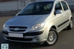 Hyundai Getz Comfort AT 2008 � �����