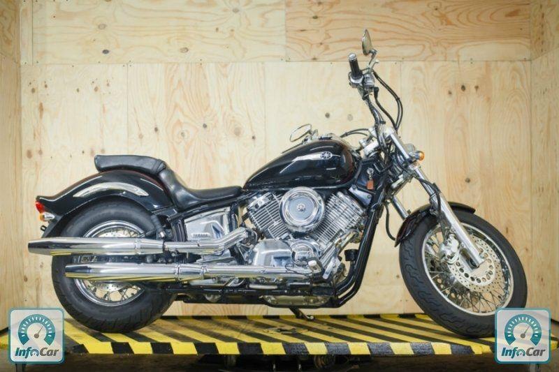 Yamaha V Star 1100 XVS1100 XVS11 Vstar 1100- Download