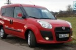 Fiat Doblo Passanger 2012 в Трускавце