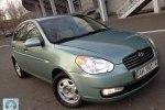 Hyundai Accent *AUTOMAT* 2007 в Донецке