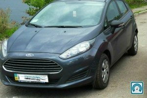 Ford Fiesta Ambient 2013 №701417