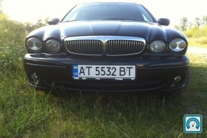 Jaguar X-Type  2005 №706622