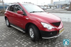 SsangYong Actyon  2008 №706904