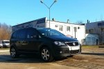 Volkswagen Cross Touran sport 2007 в Полтаве