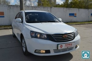Geely Emgrand 7 (EC7)  2013 №714605