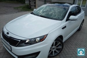 KIA Optima Turbo 2011 №716135