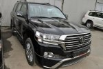 Toyota Land Cruiser Prado Exclusive Bl 2017 в Одессе