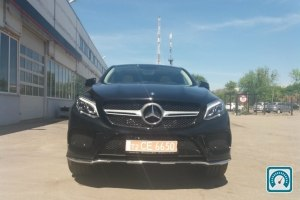 Mercedes GLE-Class 350d Coupe 2017 №721972