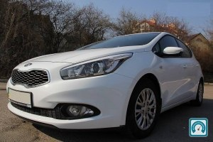 KIA Ceed business 2012 №721973