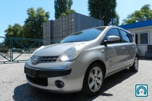 Nissan Note  2008 №722045