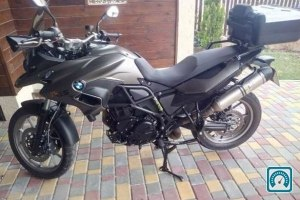 BMW F Series 700GS 2014 №723225