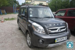 Great Wall Haval M2  2013 №724121