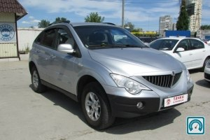 SsangYong Actyon  2008 №724427