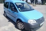 Volkswagen Caddy пассажир 2006 в Мелитополе